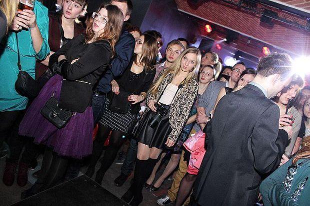 Tak było na pierwszej edycji Hot Fashion Night w 2012 roku