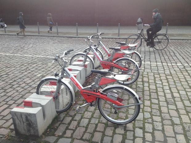 Rower miejski w Berlinie