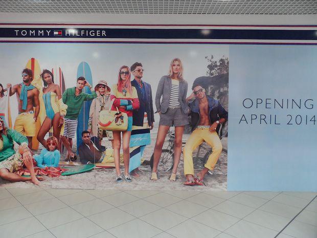 Na kwiecień zaplanowane jest otwarcie pierwszego regularnego sklepu Tommy Hilfiger w Szczecinie.