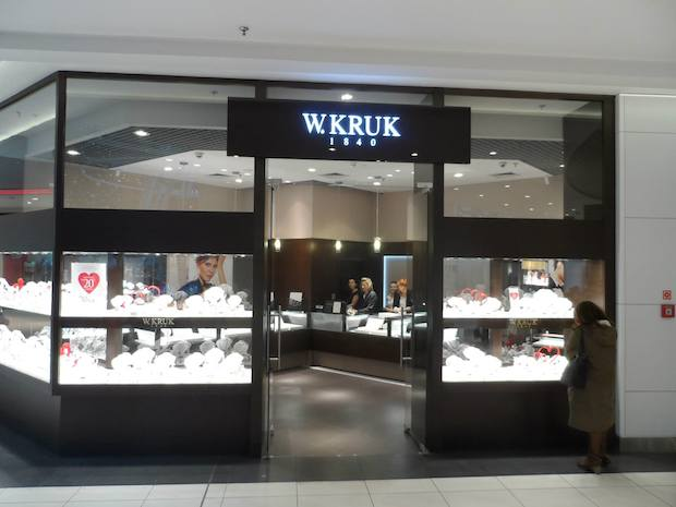 Nowy salon W.Kruk na poziomie 0.