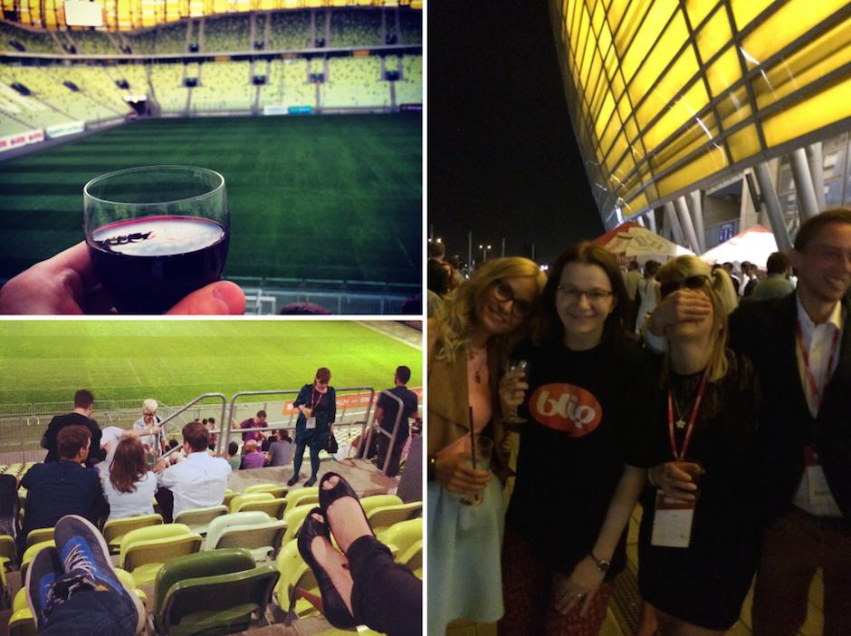 After party w klubie T29 oraz na PGE Arena. Szczecin w mocnym składzie – nie wszyscy załapali się na zdjęcie.