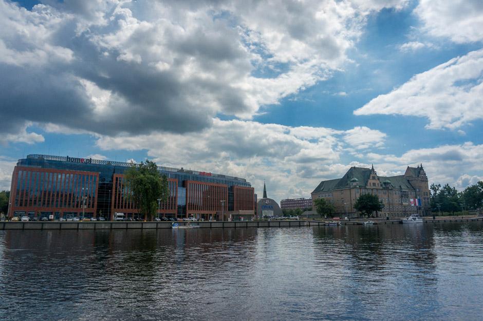 Za 20 lat powinniśmy mieć całkiem pokaźny waterfront w Szczecinie.