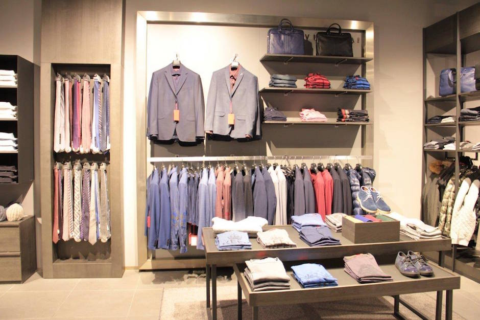 Nowy salon wiodących marek mody męskiej Vistula i Wólczanka jest już otwarty na poziomie 1.