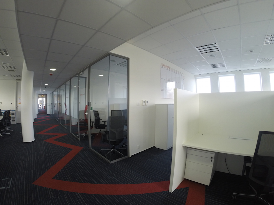 Przestrzenie biurowe w Business Link