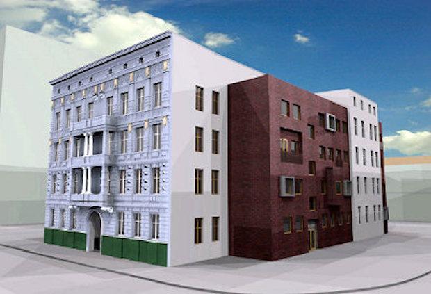 Wizualizacja rozbudowy