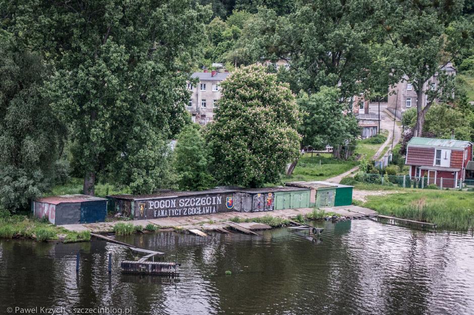 Pogoń Szczecin wita nas!