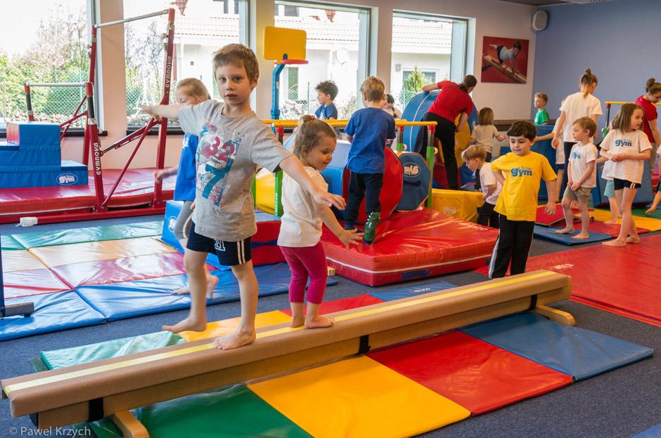 Dzień otwarty w The Little Gym - zdjęcie pochodzi z wydarzenia Swing into Spring