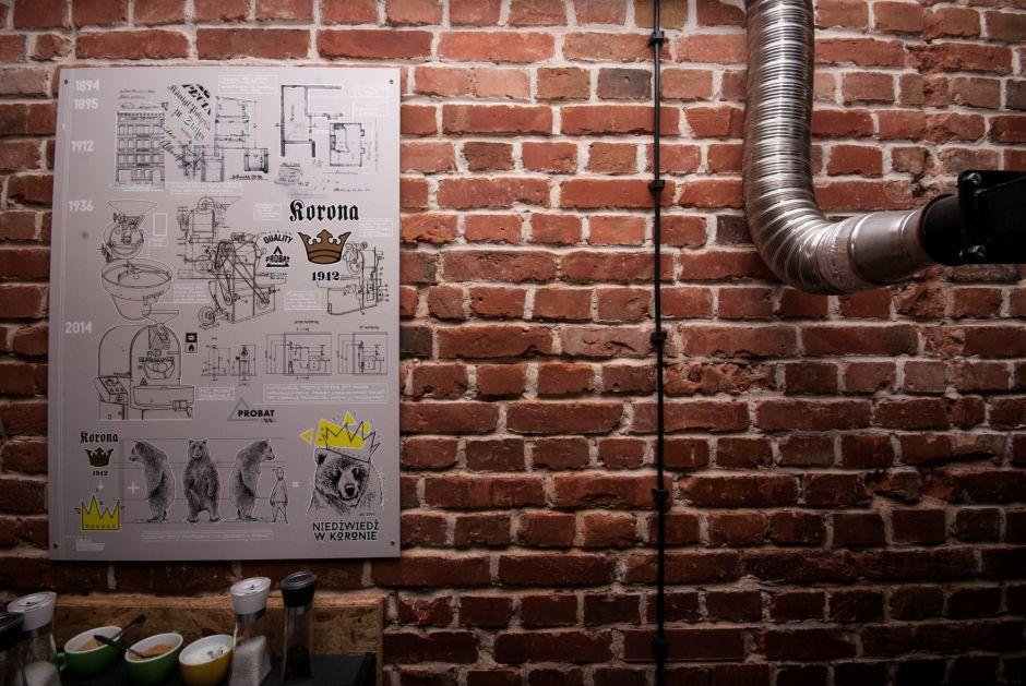 Historia lokalu zamknięta w jednym plakacie