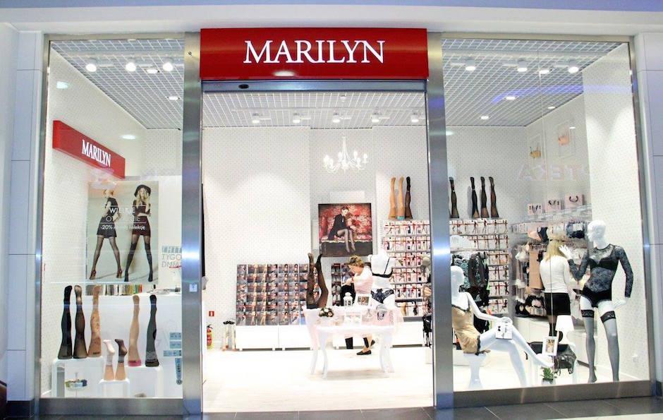 Sklep Marylin - równieżpoziom 0.