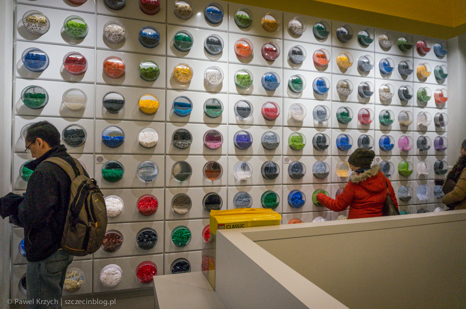 Brakuje Ci konkretnego elementu, klocka w określonym kolorze? Żaden problem :)