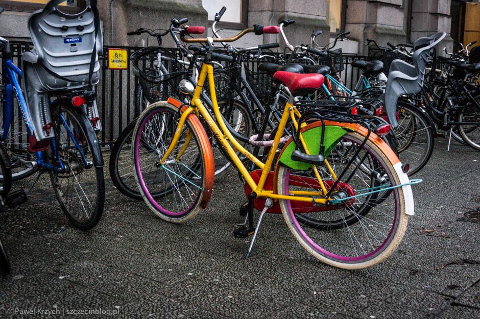 Słowa: Skandynawia i rowery zawsze muszą występować razem.