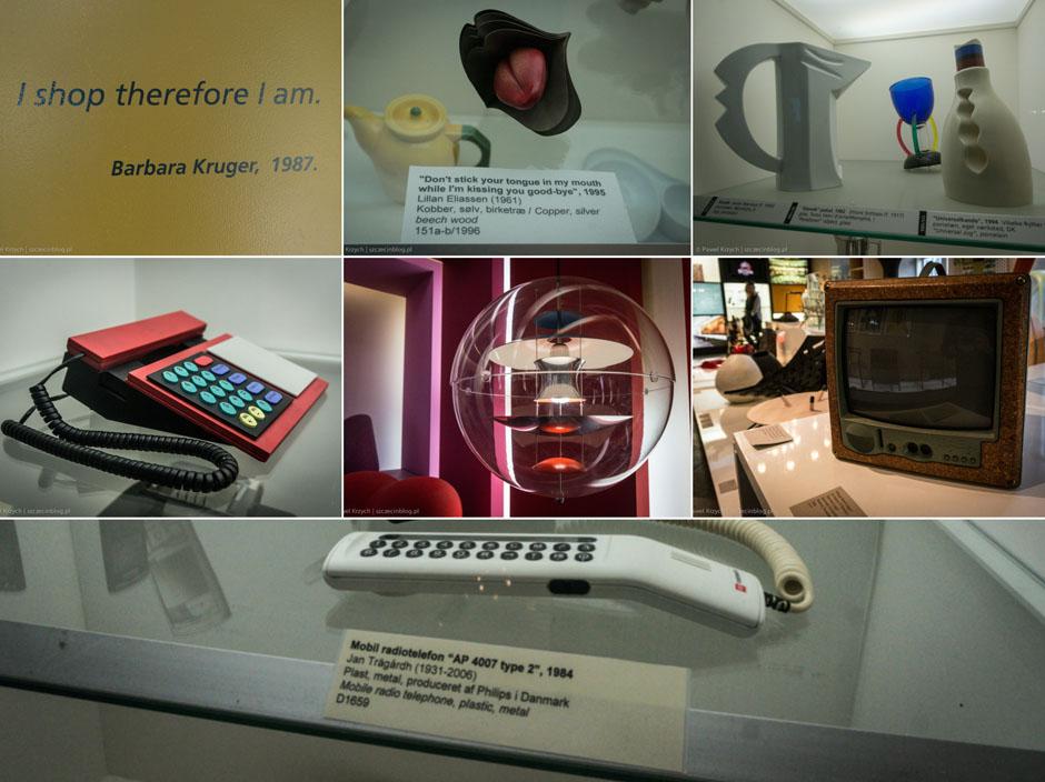 Przy okazji wystawy towarzyszące - design, który mógłby się znaleźć w każdym domu.