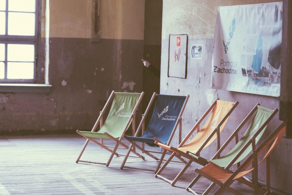 Jest i gdzie odpocząć. Foto: Joanna Jaroszek