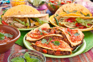 traditional mexican food